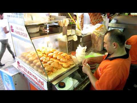 Istanbul Wet Burgers: Kizilkayalar