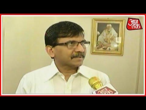 Shiv Sena Against Rajnath Singh's Visit To Pakistan