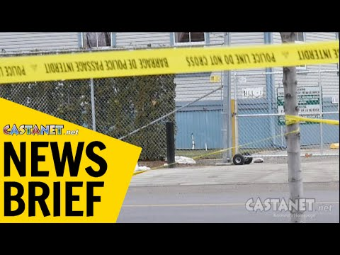 News Brief: Suspicious package found in Kelowna
