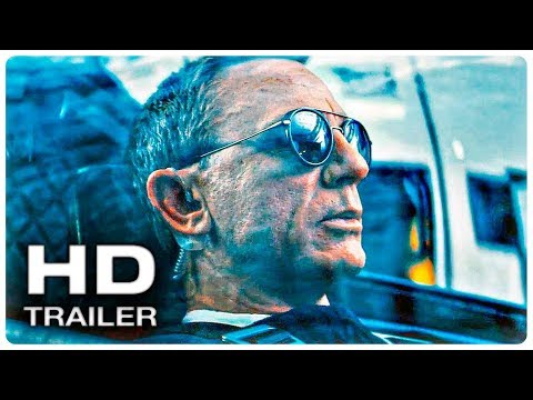 ДЖЕЙМС БОНД ׃007 НЕ ВРЕМЯ УМИРАТЬ Русский Super Bowl Трейлер #1 (2020) Дэниэл Крэйг Action Movie HD