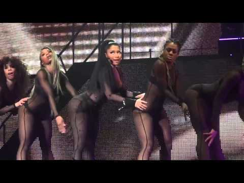 Nicki Minaj - Only (Live), The PinkPrint Tour