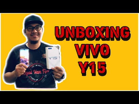 unboxing/review/tutorial-vivo-y15
