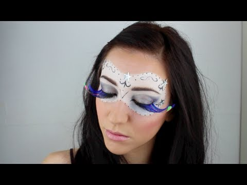 Masquerade Makeup Tutorial You