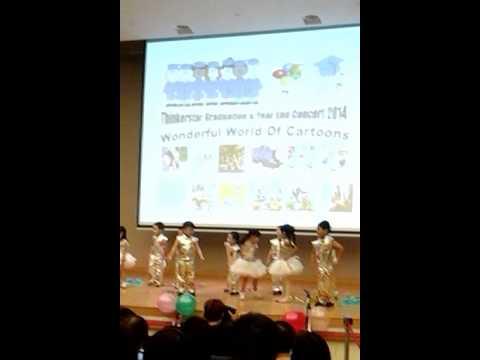 Kyaw zin thant dancing