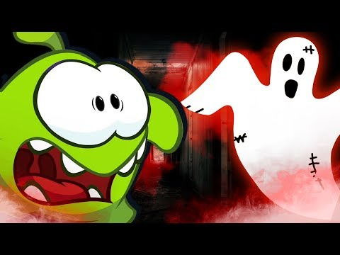 Om Nom Stories: GHOST MYSTERY | UNEXPECTED ADVENTURE | Cut the Rope: Video Blog Funny Animal Cartoon