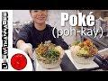 Poke Wave Takes Over Queens! Hawaiian Food - Healthy Eats | NYC Food Guide - LifewithAnnaBee