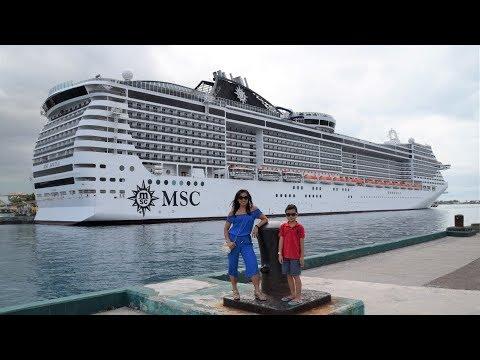 Nassau Bahamas Cruise Port Tour & Shopping (4K)