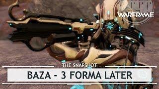 Warframe Baza Unloading in Peace  Quiet - 3 Forma Build thesnapshot