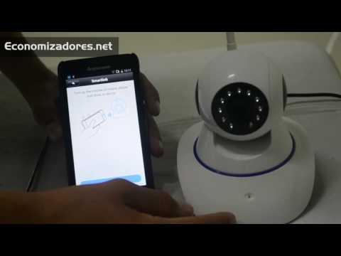 tutorial-configuración-cámara-ip-robótica-wifi-con-alarma-incorporada