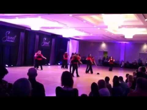 Sweet Side of Swing 2013 - All-girl Performance