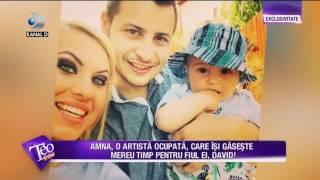 Teo Show (29.05.2017) - Amna are o scumpete de baietel! Imagini cu David