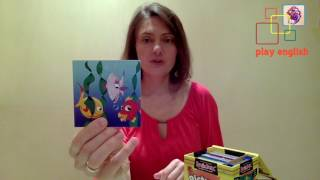 Английский для детей - обзор игры Brainbox Pictures