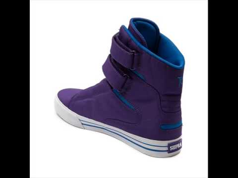 New Supra Tk Purple