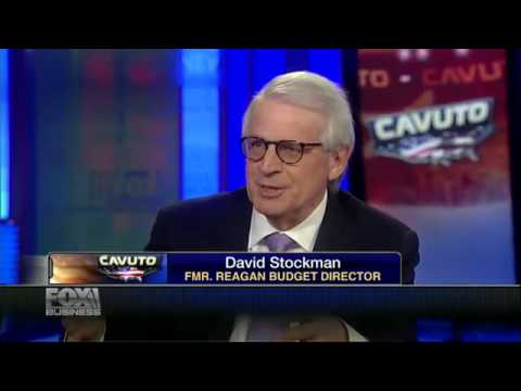 David Stockman US Addicted To Keynesian Medicine, Social Security Trust Fund Filled With Confetti