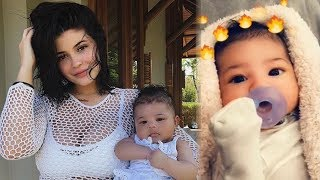 Kylie Jenner EXPLAINS How She Chose Stormi's Name