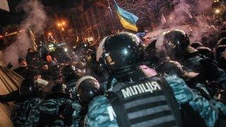 Прокуратура Украины посадит ОМОН. 20.12.2013 / A24