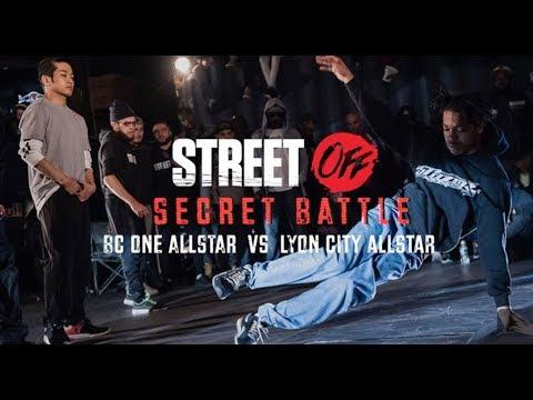"""SECRET BATTLE  """" Red bull Allstars Vs Lyon Allstars"""""""