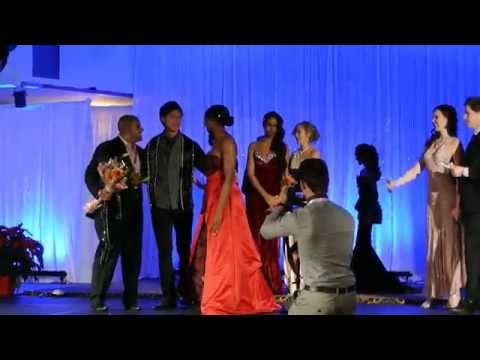 Ms & Mr Vancouver Pageant 2014 - Announcing the winner