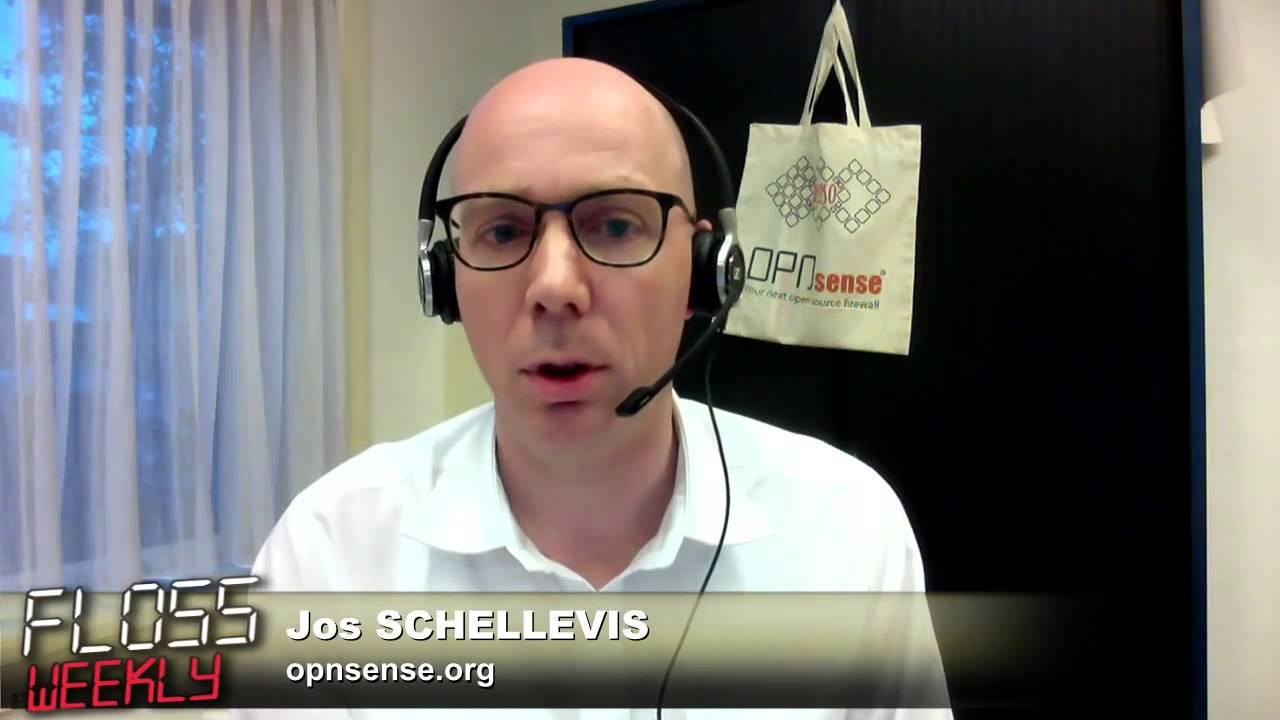 FLOSS Weekly 361: OPNSense