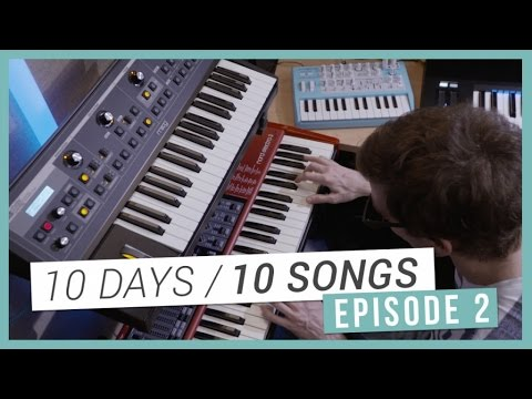 10 DAYS  10 SONGS Episode 02  Enregistrement de 1981