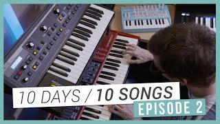 [10 DAYS / 10 SONGS] Episode 02 - Enregistrement de