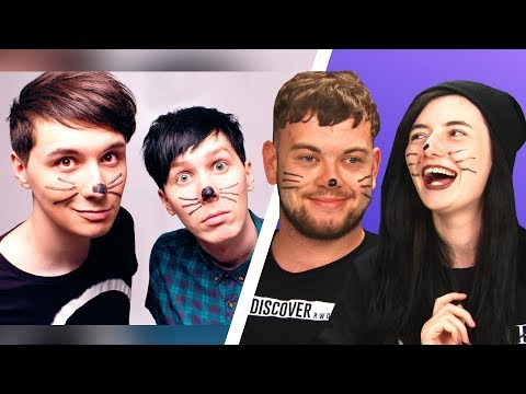 Thumbnail: Irish People Watch Dan and Phil