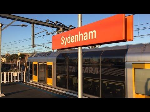 Sydney Trains Vlog 1114: Sydenham Part 3
