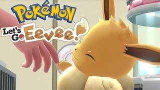 POWRÓT DO KANTO! - Pokemon Let's Go Eevee #1 [PO POLSKU]
