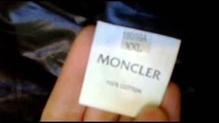 видео Бренд Moncler