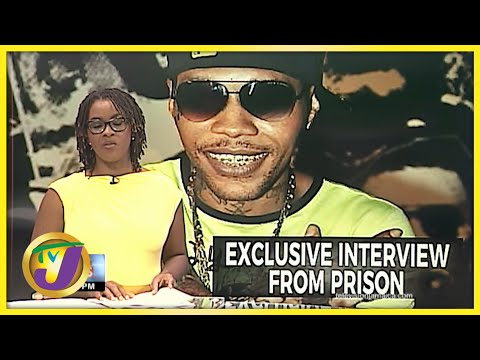 Vybz Kartel FOX 5 Interview, Reactions   TVJ News - August 19 2021