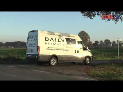 Iveco Daily HiMatic - BKF TV Fahrzeugtest