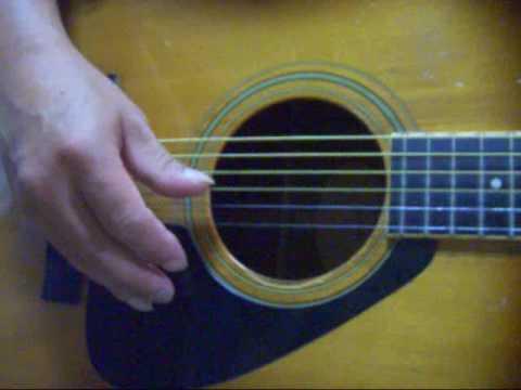 acoustic guitar tuning sound youtube. Black Bedroom Furniture Sets. Home Design Ideas