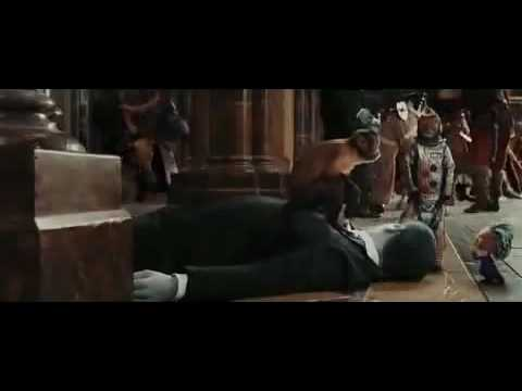 Funny Scene From Night At The Museum 2 Part 3