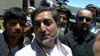 Afghanistan - Presidential Candidates 2009