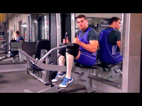 Подъём на носки в тренажёре сидя: техника и нюансы