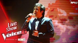 เบน - Home  - Live Show - The Voice Thailand - 18 Feb 2018