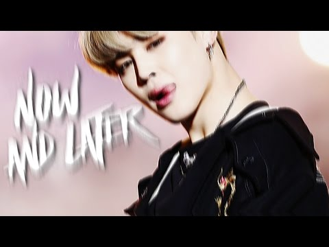 JIMIN ─ now and later