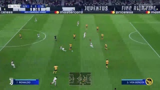 Juventus vs. BSC Young Boys | UEFA CHAMPIONS LEAGUE GROUP STAGE | FIFA 19