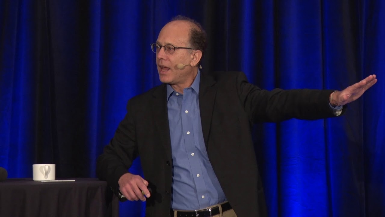 David Ludwig - Which Comes First, Overeating or Obesity?