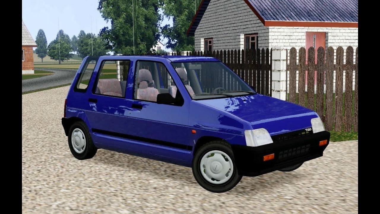 Daewoo Tico drive (Links) - Racer: free game - YouTube