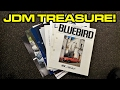 Bluebird 910 And Laurel Spirit Brochures From Japan [unboxing]