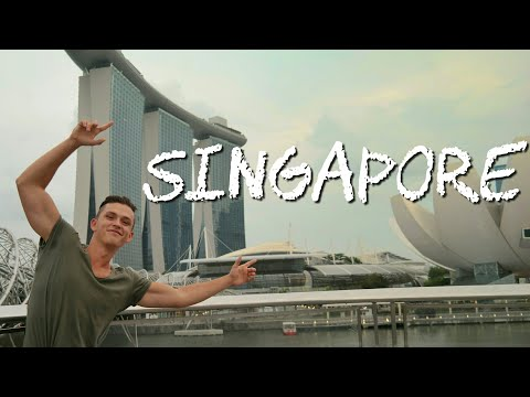 Travel to Singapore 2018 / OUR FIRST IMPRESSION