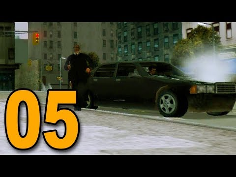 Grand Theft Auto: III - Part 5 - BANK ROBBERY!