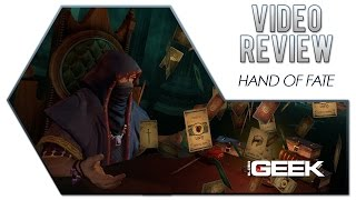Hand of Fate Video Review