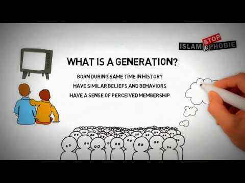 Generations -  The History of America's Next Millennial Generation