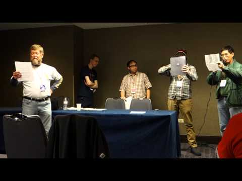Voice Acting Lessons with Paul St. Peter - Kollision Con 2015