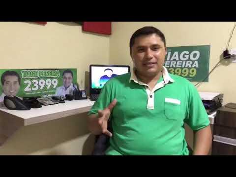 Em vídeo Tiago da EMATER, convida população para grande carreata em Cacimba de Dentro neste domingo