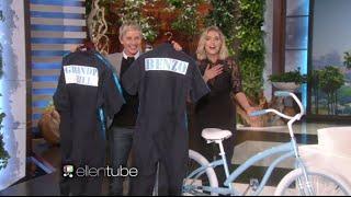 Ashley Benson on The Ellen Show