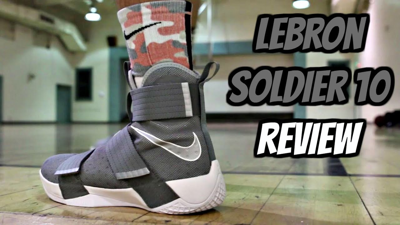 more photos fe289 ac491 Nike Zoom LeBron Soldier 10 Performance Review!