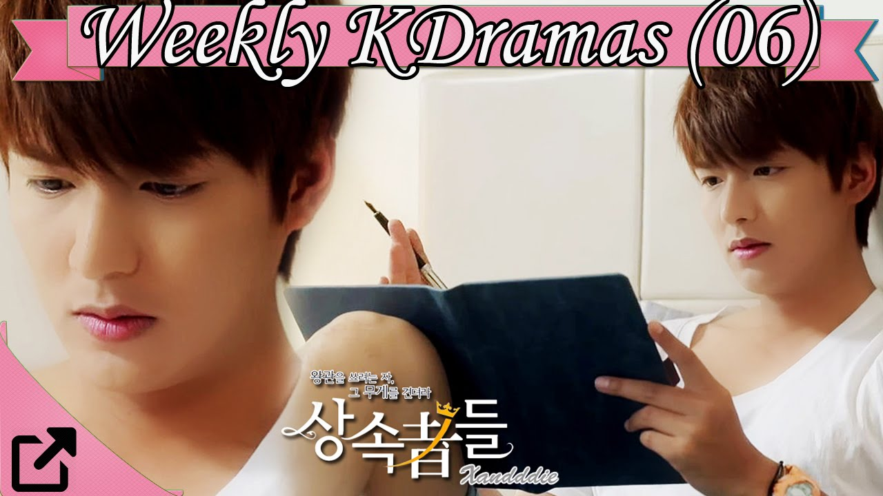 Top 10 Weekly Korean Dramas 2015 (06) DramaFever - YouTube